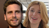 Bella Thorne Steps Away from Scott Disick After Seeing His Wild Side (PHOTO)