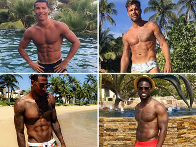 Shirtless Dudes in Tropical Locations ... Need We Say More?