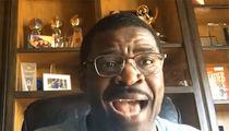 Michael Irvin Says Rape Kit Came Back Negative, Cops Won't Confirm