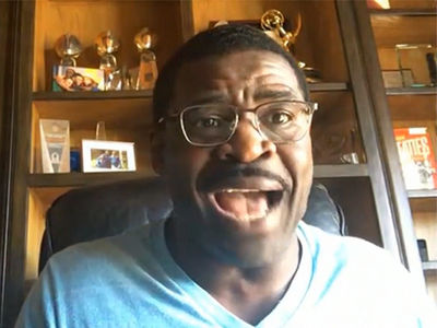 Michael Irvin Says Rape Kit Came Back Negative, Cops Won't Confirm