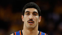 NBA's Enes Kanter Reportedly Wanted in Turkey Over Alleged Terrorist Ties