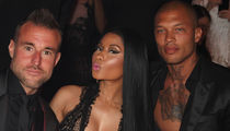 Nicki Minaj Parties with 'Hot Felon' in France (PHOTO)