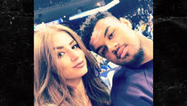 NFL's Arik Armstead Has A SMOKIN' HOT Model GF