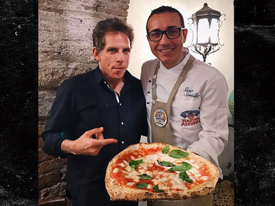Ben Stiller Wastin' Away in Margherita-Ville After Separation (PHOTO)