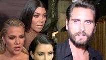 Scott Disick's Revenge Campaign Against Kourtney Has Destroyed His Relationship With Kardashians
