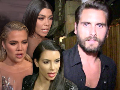 Scott Disick's Revenge Campaign Against Kourtney Has Destroyed His Relationship With Kardashians