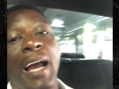 Boosie Badazz Rips 'Big Ass' Delta Employee, 'Bitch' Made Me Miss My Flight! (VIDEO)