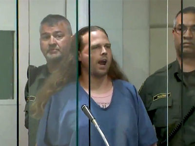 Portland Train Killing Suspect Rants Like Charles Manson in Court (VIDEO)