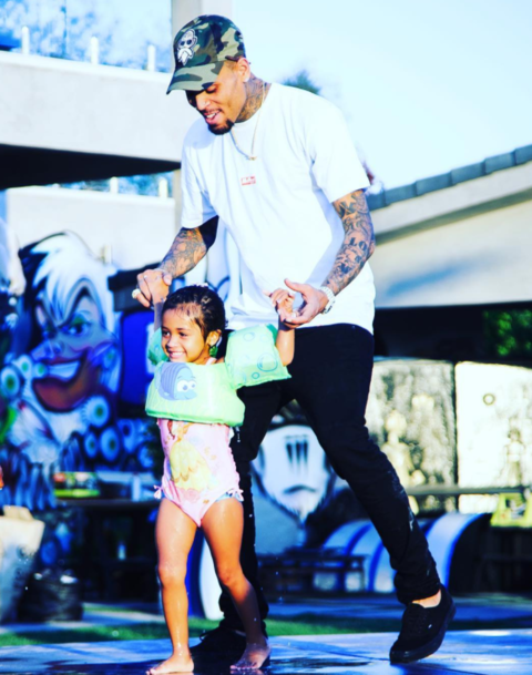 <p>Chris Brown's daughter, Royalty, was treated to every 3-year-old's birthday dream ... an epic pool party, plus a trip to Six Flags.</p> <p>CB posted a bunch of pics of Royalty's birthday weekend -- which included what looks like a kid-filled poolside bash, and a day at Bugs Bunny World at Magic Mountain. </p> <p>Chris was front and center during the toddler turn up ... showing everyone his #1 dad side.</p>