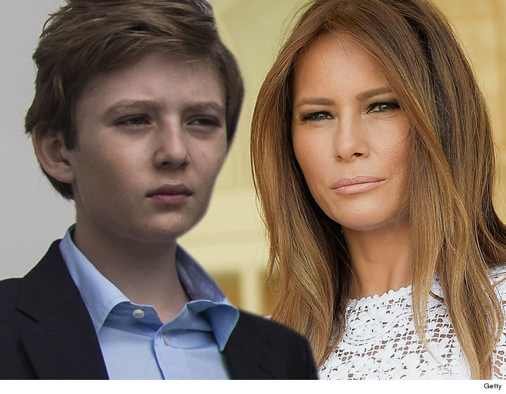 Image result for barron trump