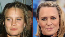Robin Wright -- Good Genes or Good Docs?