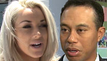 Tiger Woods Didn't Party with Me Before DUI Says Fitness Model Laci Kay Somers (PHOTOS)