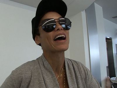 Nicole Murphy Thinks Trump's Beheaded Pic is 'Funny' and He Deserves It (VIDEO)
