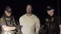 Tiger Woods' DUI Dash Cam Arrest Video