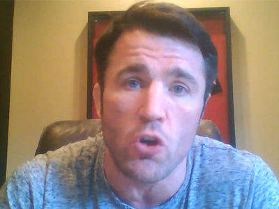 Chael Sonnen Lobbies Pal Donald Trump to Accept Kathy Griffin's Apology (VIDEO)