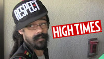 Bob Marley's Son Now Part Owner of High Times Magazine!!!