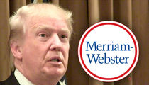 Donald Trump's 'Covfefe' Will Be Undefined for Merriam-Webster