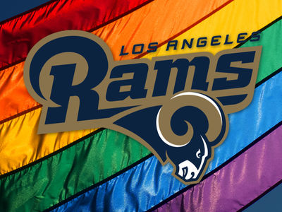 L.A. Rams Become 1st NFL Team to Sponsor Gay Pride Event