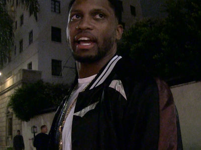 Rudy Gay Is Outraged Over Racist Vandalism At LeBron's House (VIDEO)