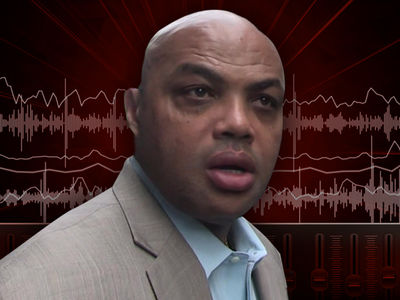 Charles Barkley Says, 'We Don't Know If Tiger Has a Drug Problem' (AUDIO)
