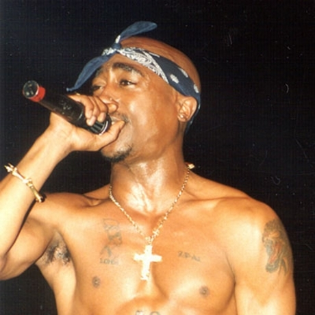 Tupac Shakur - Died at Age 25 June 16, 1971 - September 13, 1996