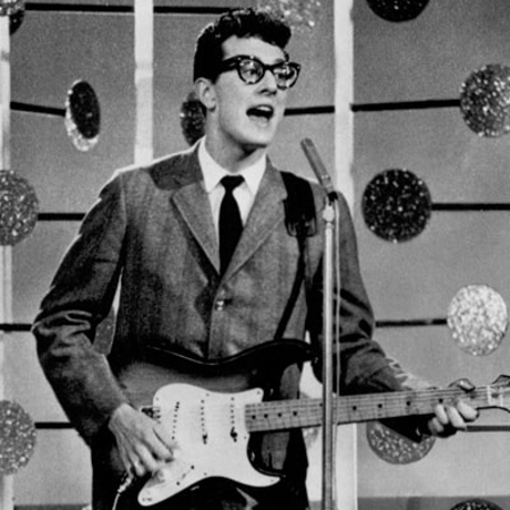 Buddy Holly - Died at Age 22 September 7, 1936 - February 3, 1959