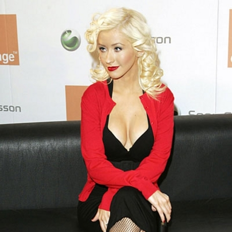 They're Christina Aguilera's!