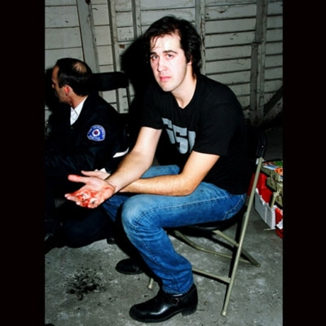 It's Krist Novoselic of Nirvana.