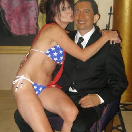 Sarah Palin Bikini Shot