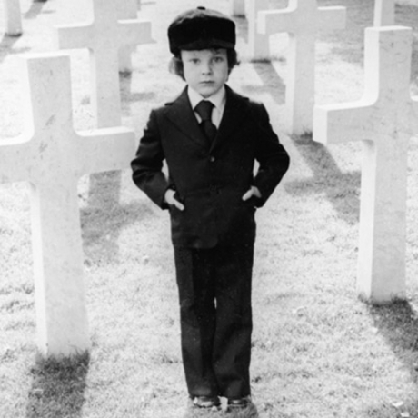 """Harvey Stephens became famous as Satan's spawn, creepy little Damien, in the 1976 horror film """"The Omen."""""""
