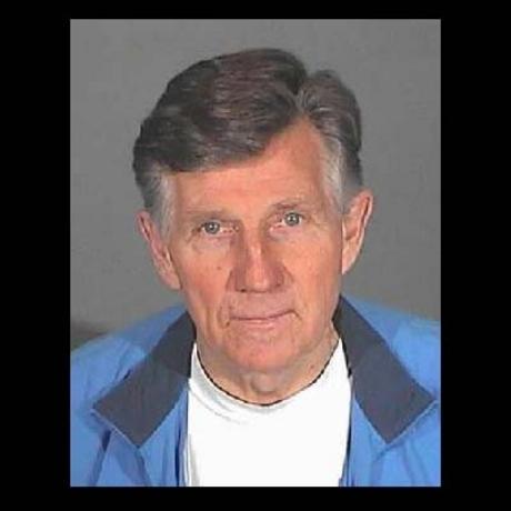 Gary Collins 1st DUI mug.