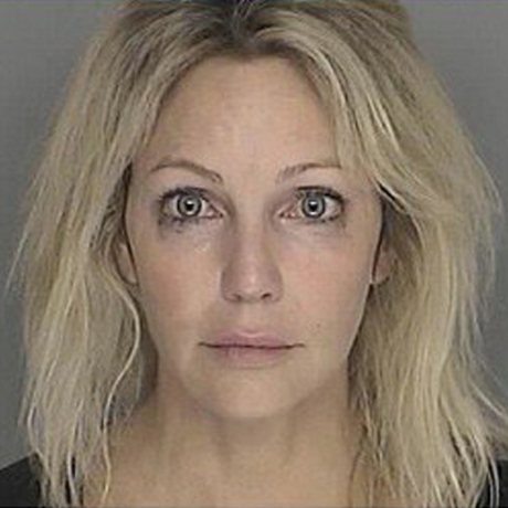 Heather Locklear was charged with a DUI after consuming prescription meds.