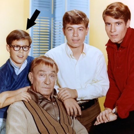 "Barry Livingston is best known for his character Ernie on the hit television show ""My Three Sons."""