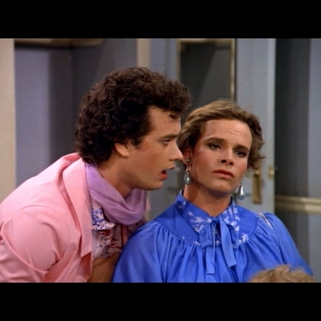 "Peter Scolari is best known for playing Henry Desmond opposite Tom Hanks in the sitcom ""Bosom Buddies."""
