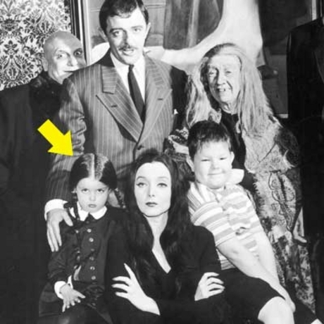 """Lisa Loring is best known for her role as little Wednesday Addams in the all together spooky TV series """"The Addams Family."""""""