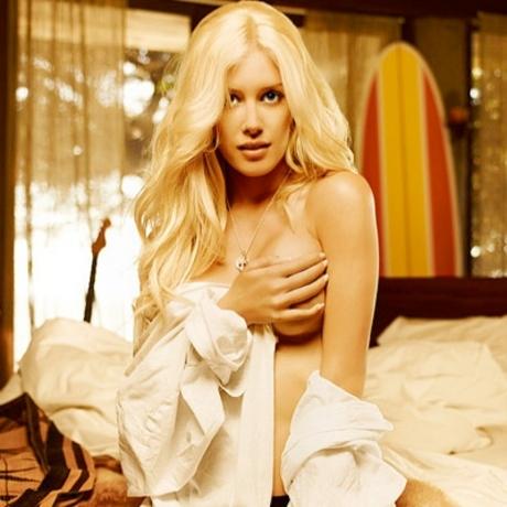 Heidi Montag Playboy Pictures