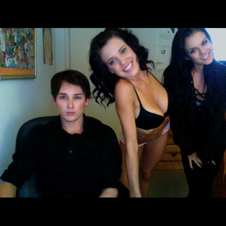 Nick Prugo, Tess Taylor, and Gabrielle Christine Neiers