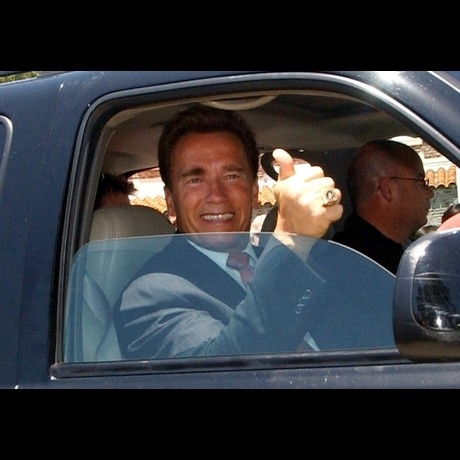 Arnold Schwarzenegger -- Through the years!