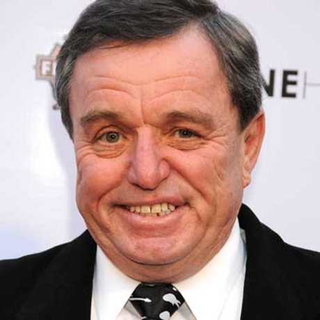 Jerry Mathers was spotted out looking daring!