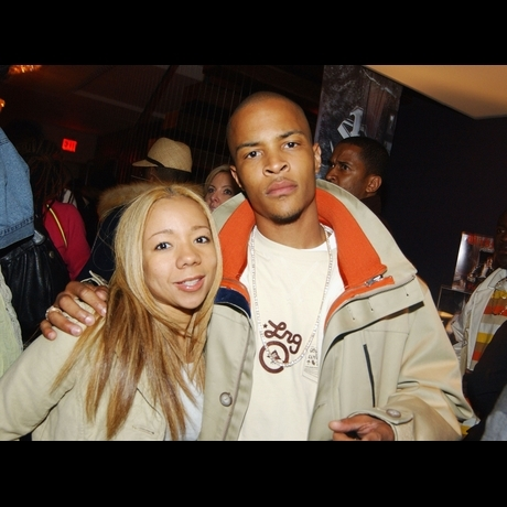 T.I. and Tameka Cottle Pictures