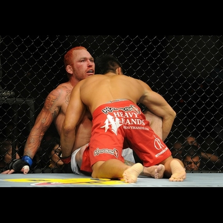 Chris Leben's Fight Photos