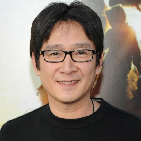"Jonathan Ke Quan was at 25th anniversary of ""The Goonies"" looking perfect."