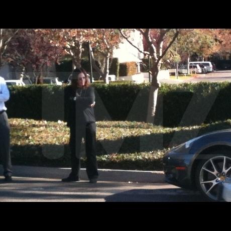 Ozzy Osbourne's Car Crash Photos