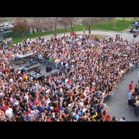 Wiz Khalifa Purdue University Concert Photos