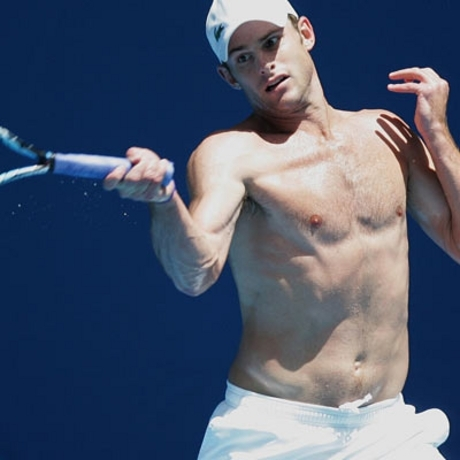 Tennis Hunks -- The Australian Open