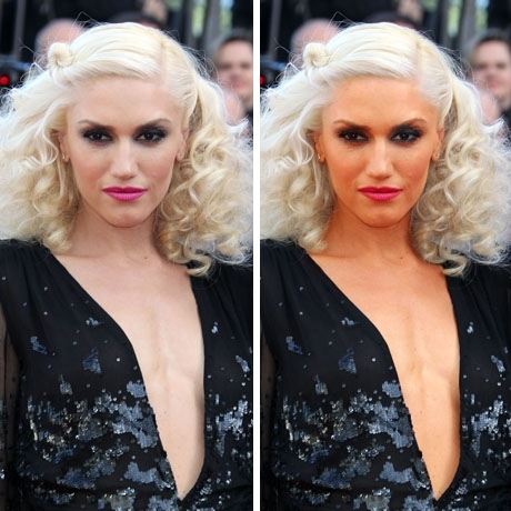 Celebrity Spray Tans and Pale looks
