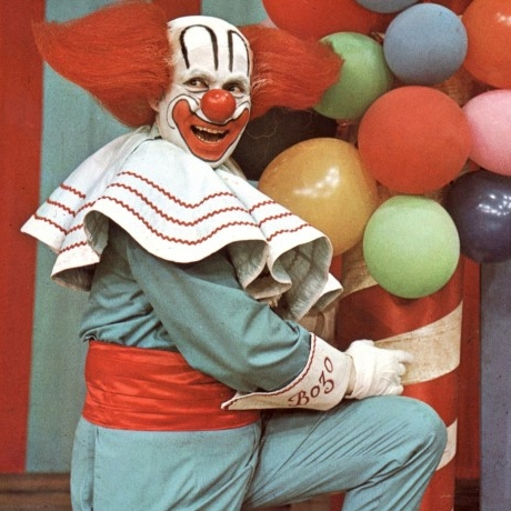 Frank Avruch is best known for playing the nationally-syndicated Bozo The Clown in the mid '60s.