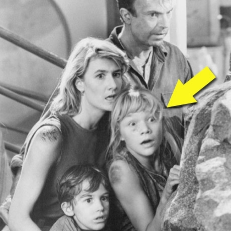 "Ariana Richards is best known for playing little Lex Murphy in the 1993 dino-movie ""Jurassic Park."""
