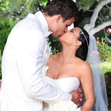 Kim Kardashian & Kris Humphries