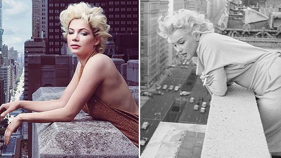 First Video  Michelle Williams as Marilyn Monroe  6ac832b44